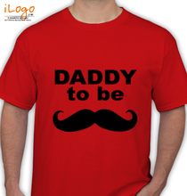 Peek a boo Daddy-to-be T-Shirt