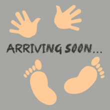 Baby-Arriving-Soon T-Shirt
