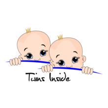 Twins-Inside T-Shirt