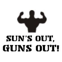 GUNS-OUT T-Shirt