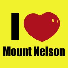 Hobart Mount-Nelson T-Shirt