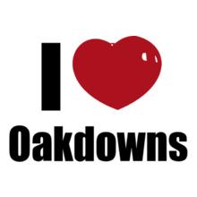 Hobart Oakdowns T-Shirt