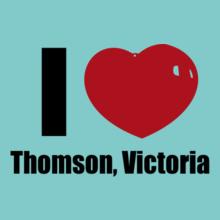 Geelong Thomson%C-Victoria T-Shirt