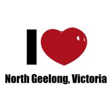 Geelong North-Geelong%C-Victoria T-Shirt