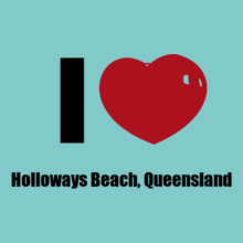 Cairns Holloways-Beach%C-Queensland T-Shirt