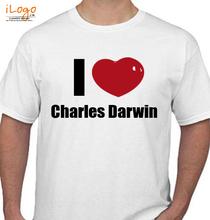 Charles-Darwin T-Shirt