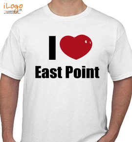 East Point - T-Shirt