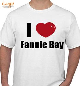 Fannie Bay - T-Shirt