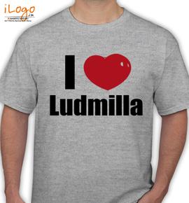Ludmilla - T-Shirt