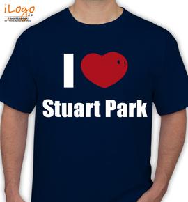 Stuart Park - T-Shirt