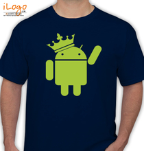 ANDROID King-Android T-Shirt