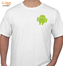 ANDROID Small-Android T-Shirt