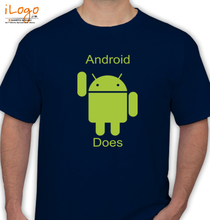 ANDROID Android-Does T-Shirt