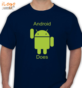 Android Does - T-Shirt