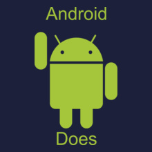 Android-Does T-Shirt