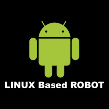 ANDROID Linux-Based-Robot T-Shirt