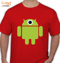 ANDROID Evil-Android T-Shirt