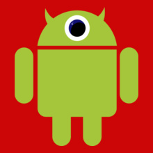 Evil-Android T-Shirt