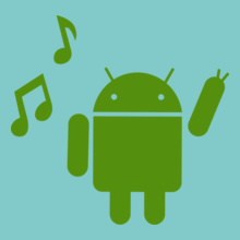 ANDROID Concert-Android T-Shirt