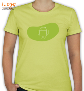 Android Jellybean - T-Shirt [F]
