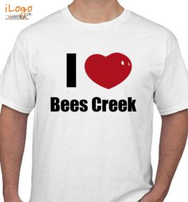 Bees Creek - T-Shirt