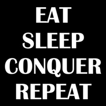 GYM  Conquer T-Shirt