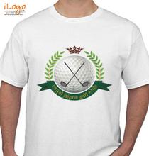Golf ROYAL-CLUB-ROUNDNECK T-Shirt