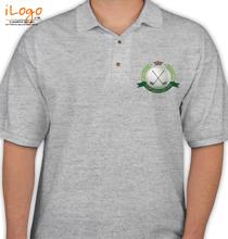 Golf ROYAL-CLUB-POLO T-Shirt