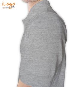 ROYAL-CLUB-POLO Left sleeve