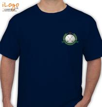 Golf ROYAL-CLUB-ROUNDNECKCHEST T-Shirt