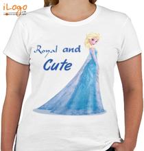 Elsa elsa-royal-%-cute.png T-Shirt