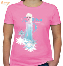 Elsa elsa-snow-queen- T-Shirt