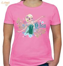 Elsa flowers-elsa T-Shirt