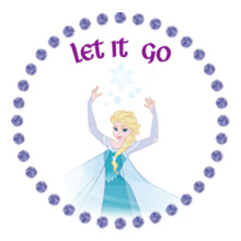 Elsa let-it-go T-Shirt