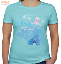 Elsa princess-elsa T-Shirt