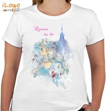 Elsa queen-to-be T-Shirt