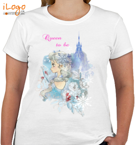 queen-to-be - Girls T-Shirt