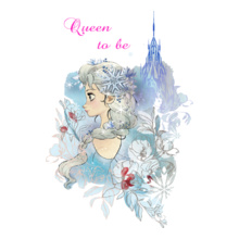 Elsa queen-to-be T-Shirt