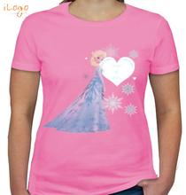 Elsa snow-queen-elsa T-Shirt