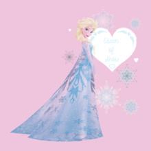 Elsa snow-queen-elsa T-Shirt