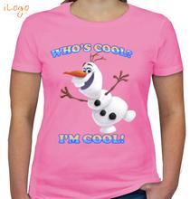 Olaf i-m-cool- T-Shirt