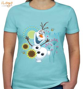 olaf - Girls T-Shirt