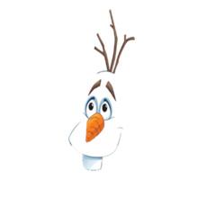 Olaf olaf-face T-Shirt
