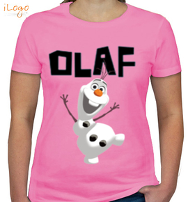 olaf-tee - Girls T-Shirt