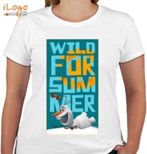 Olaf olaf-wild-for-summer-%% T-Shirt