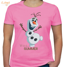 Olaf olaf-wild-for-summer T-Shirt