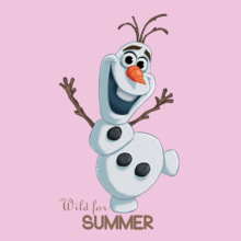 olaf-wild-for-summer T-Shirt