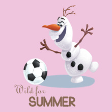 wild-for-summer-olaf T-Shirt