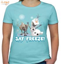 Olaf T-Shirts