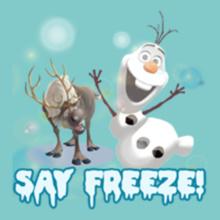 Olaf SAY-freezee- T-Shirt